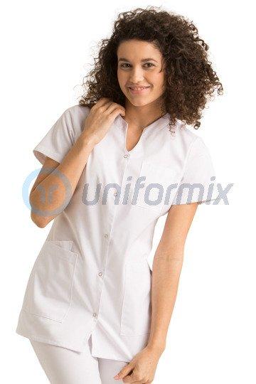46e8d117c Dámská Halena Uniformix. UN2024 bílý | Zdravotnické oděvy \ Dámské ...